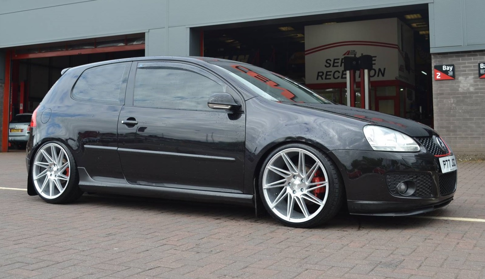 New 19 Quot Veemann V Fs26 Directional Alloys In Silver Pol