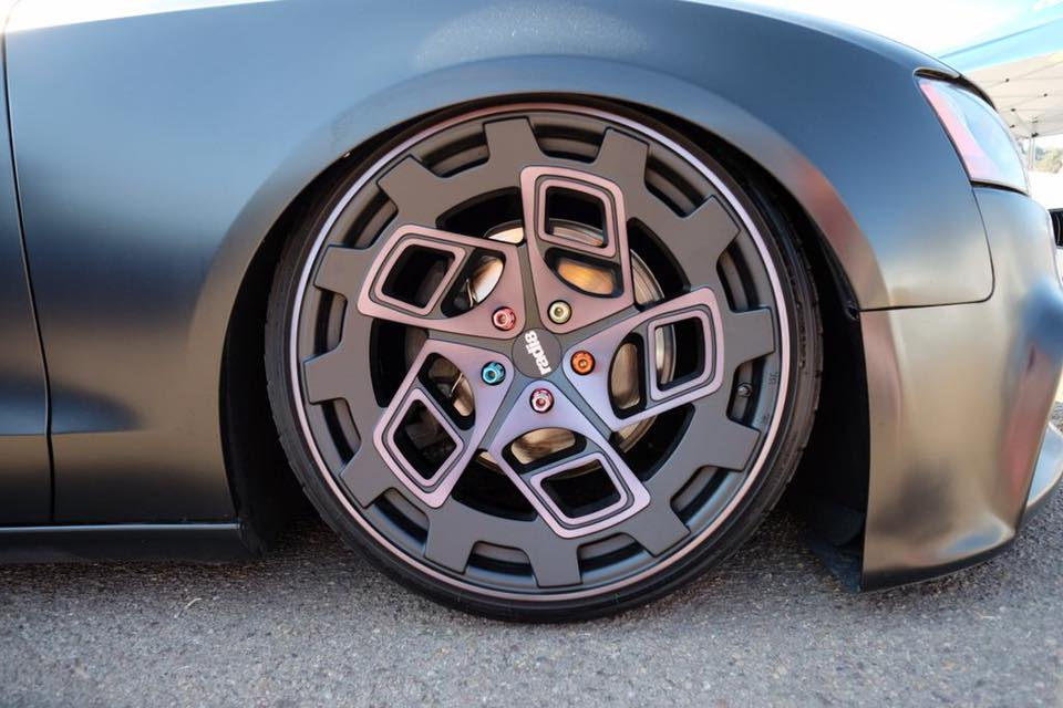 New 19 Quot Radi8 R8cm9 Alloys In Dark Mist With Wider 10