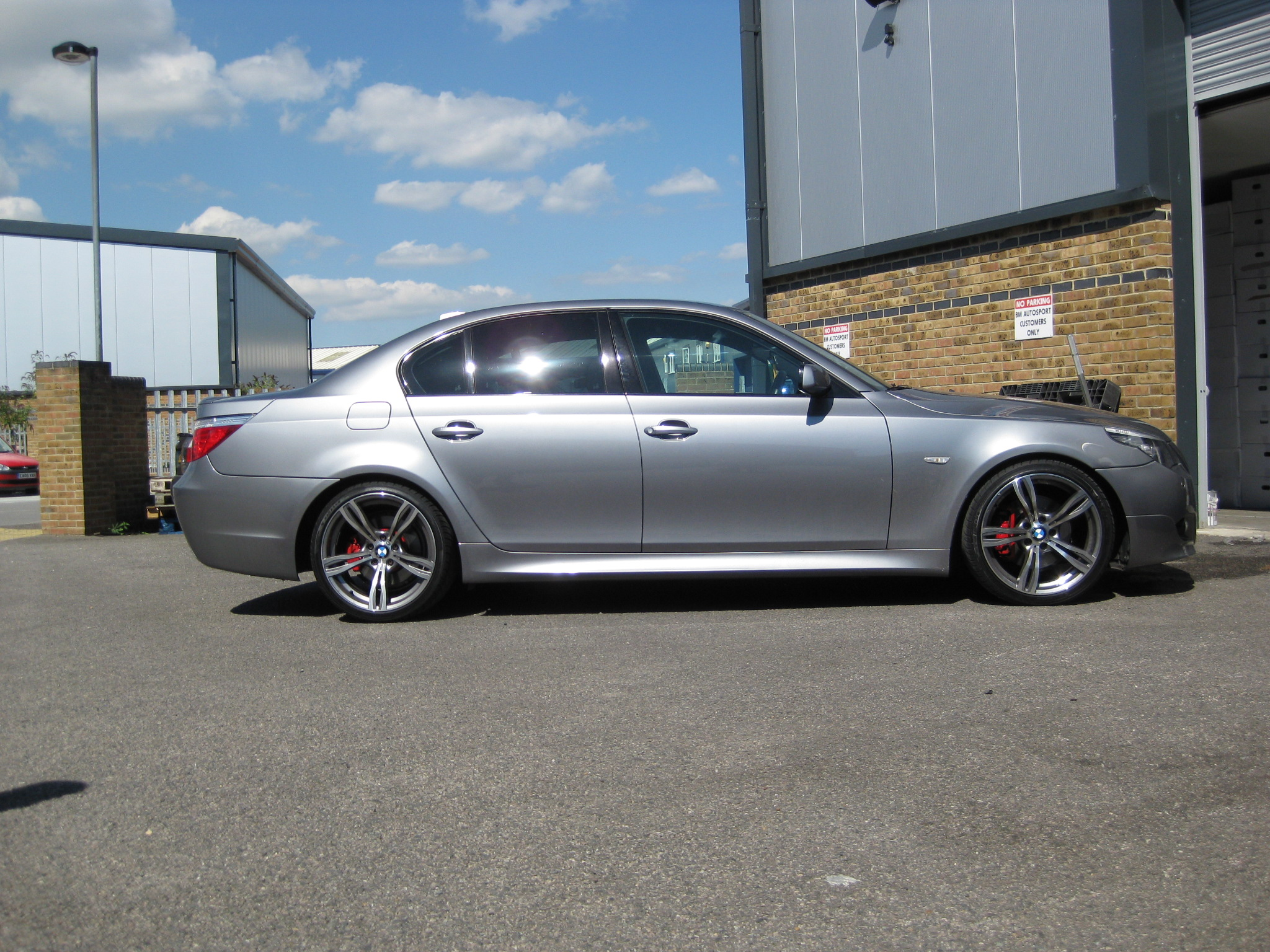 New 20 Quot Avant Garde M355 Five Spoke Alloys In Gunmetal Pol