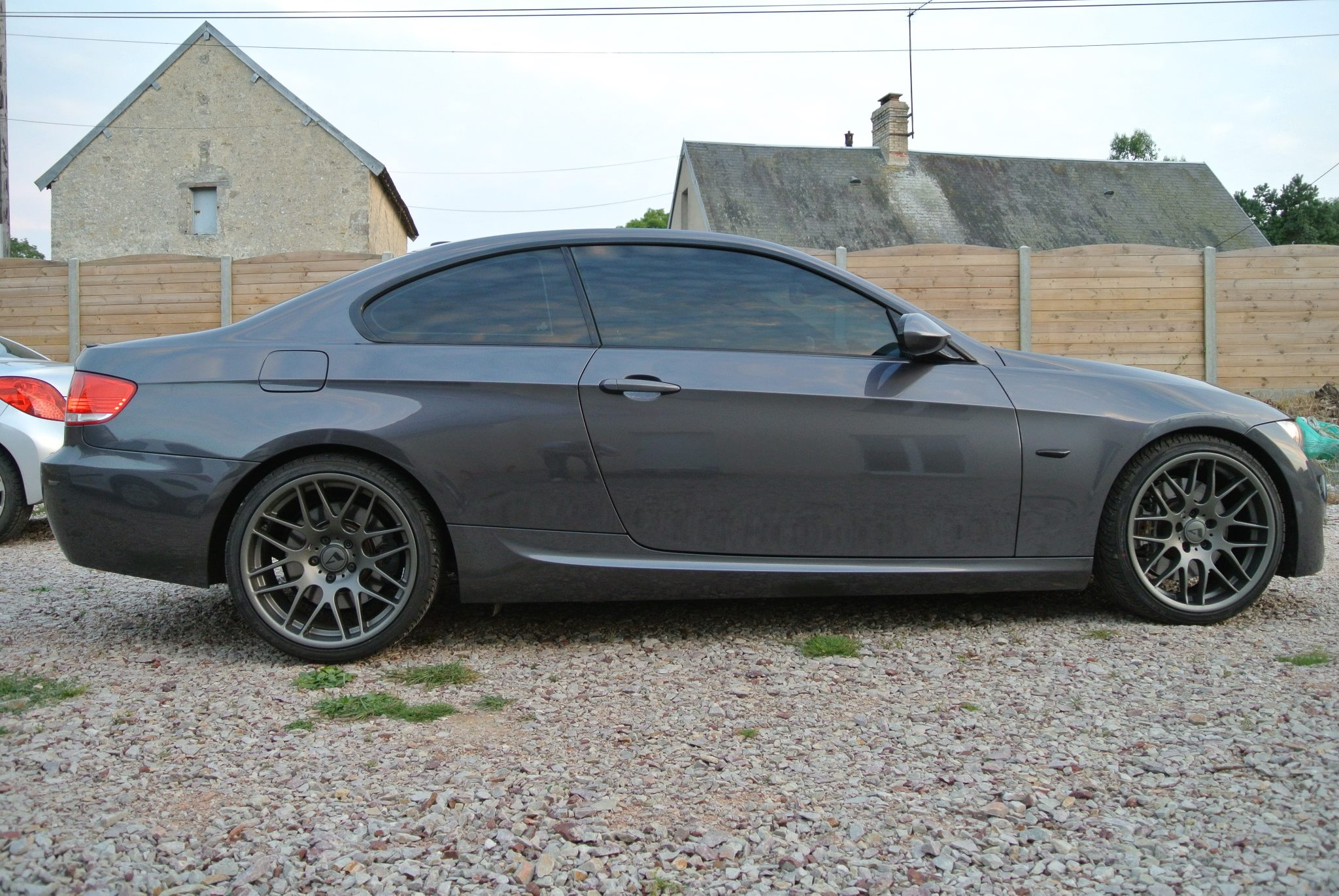 New 19 Quot Atomic Csl Alloys In Satin Gunmetal With Very