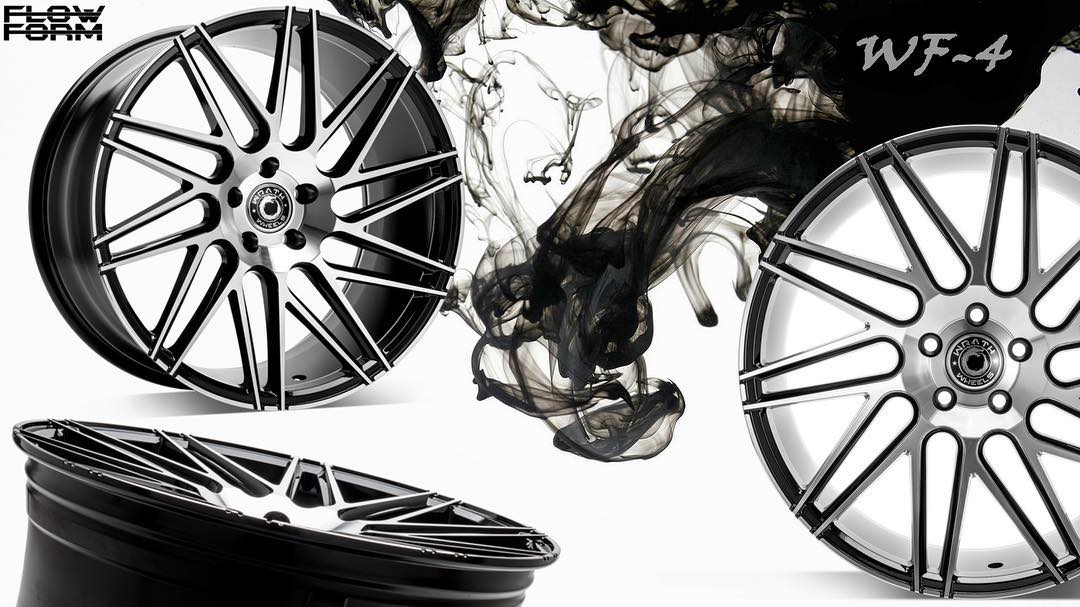 New 20 Quot Wrath Wf4 Alloy Wheels In Gloss Black With