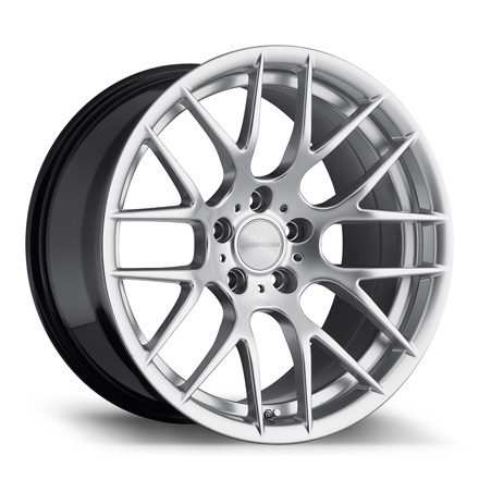 "NEW 20"" AVANT GARDE M359 Y SPOKE ALLOYS IN HYPER SILVER DEEPER CONCAVE 10.5"" REAR"