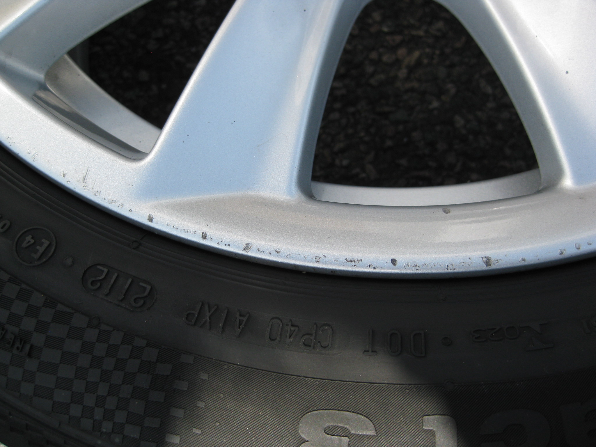 Used 17 Quot Genuine Style 236 V Spoke Alloys Vgc Inc Very