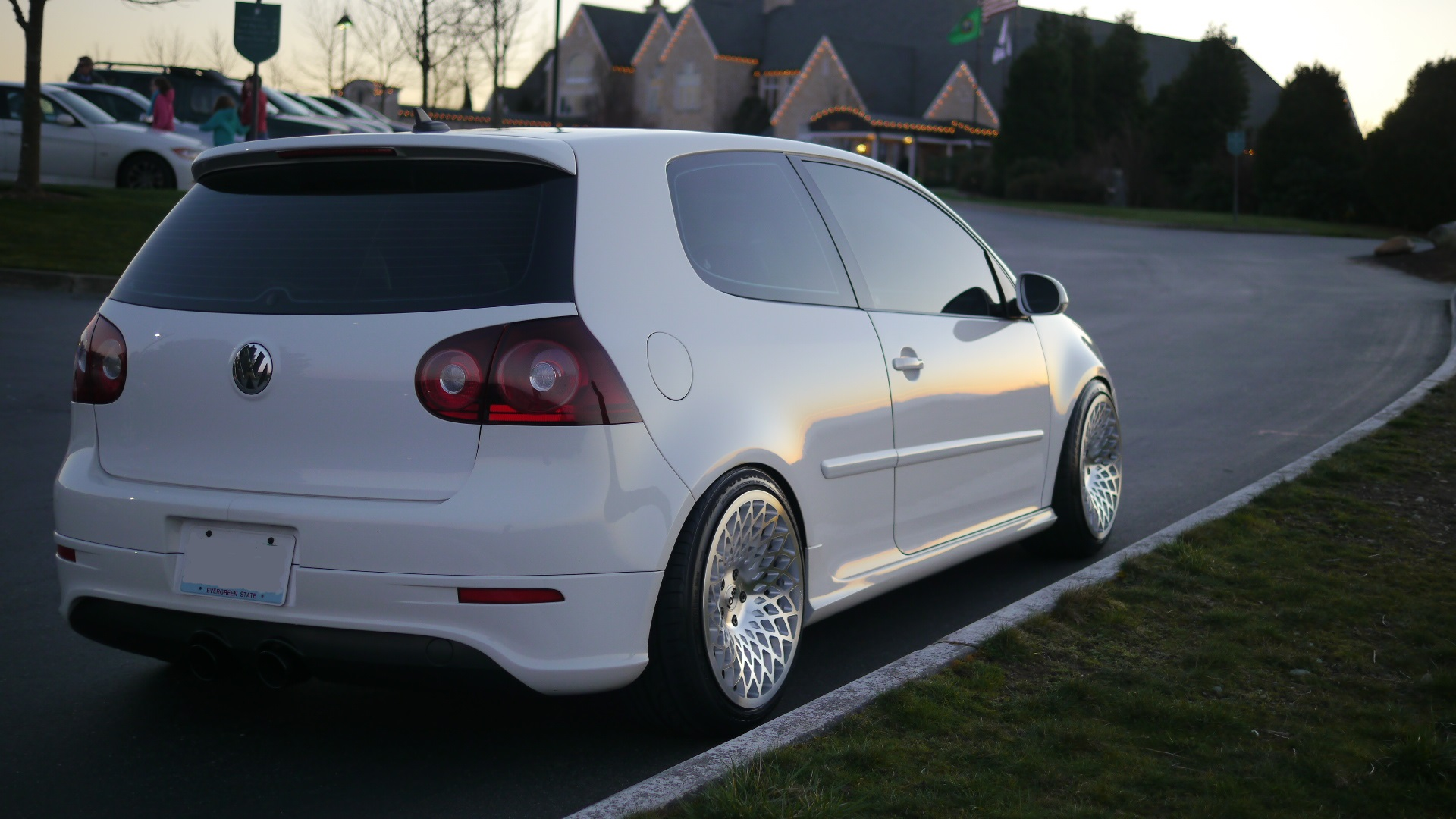 New 18 Quot Wci Mt10 Alloys In Hyper Silver With Polished Face Extreme Concave Rears Et35 35 Bm