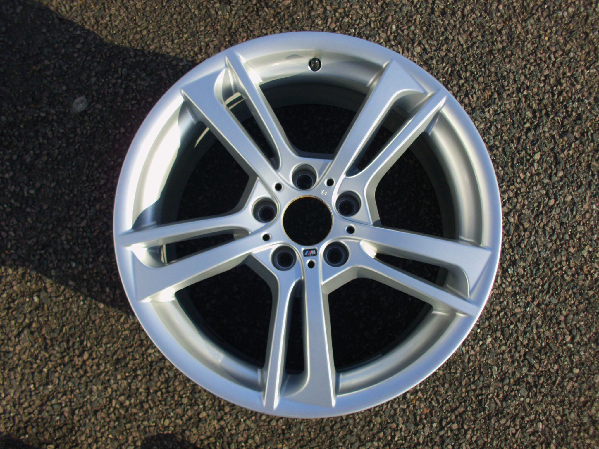 "USED SINGLE 19"" GENUINE BMW F25 X3 REAR STYLE 369M ALLOY WHEEL, EXCELLENT ORIGINAL CLEAN CONDITION"