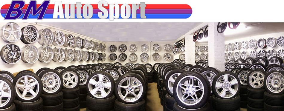 BM Autosport Alloy Showroom
